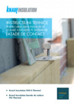 Instructiuni aplicare fatade de contact KNAUF INSULATION - FKD-S Thermal , FKL Thermal