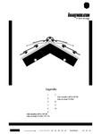 Detaliu de coama termoizolare acoperis fara astereala cu spatiu de ventilare KNAUF INSULATION