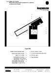 Detaliu de streasina racord intre termoizolatia acoperisului fara astereala cu termoizolatia fatadei  KNAUF INSULATION