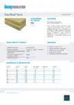 Placa rigida de vata bazaltica pentru izolarea acoperisurilor tip terasa  KNAUF INSULATION - Smart Roof Norm