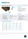 Placi din vata minerala bazaltica, cu ECOSE®, pentru fatade ventilate KNAUF INSULATION - NaturBoard VENTI PLUS