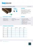Placi din vata minerala bazaltica, cu ECOSE®, pentru fatade ventilate KNAUF INSULATION - NaturBoard VENTACUSTO
