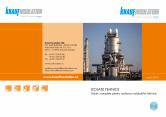 Solutii complete pentru izolarea instalatiilor tehnice KNAUF INSULATION