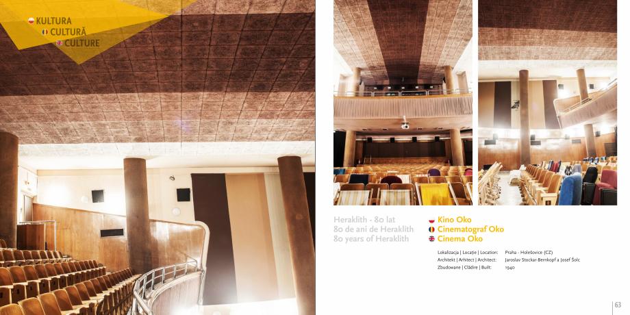 Pagina 33 - Placi din fibre de lemn cu liant pe baza de ciment - Heraklith KNAUF INSULATION Catalog,...