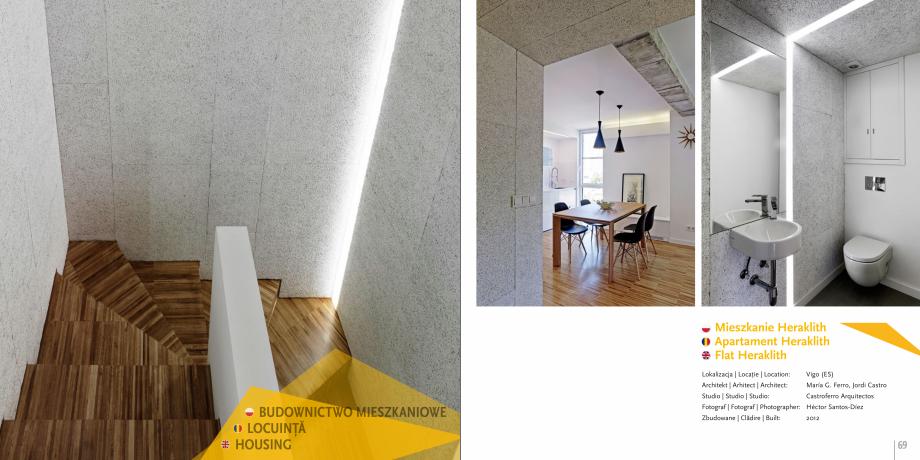 Pagina 36 - Placi din fibre de lemn cu liant pe baza de ciment - Heraklith KNAUF INSULATION Catalog,...