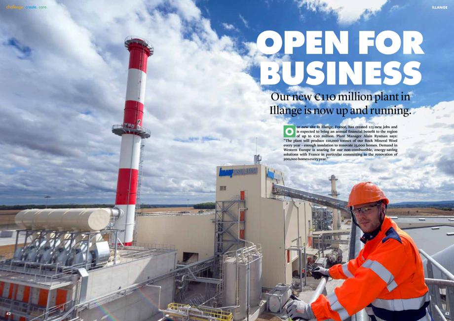 Pagina 22 - Raport de sustenabilitate 2019 KNAUF INSULATION Catalog, brosura Engleza iciency,...