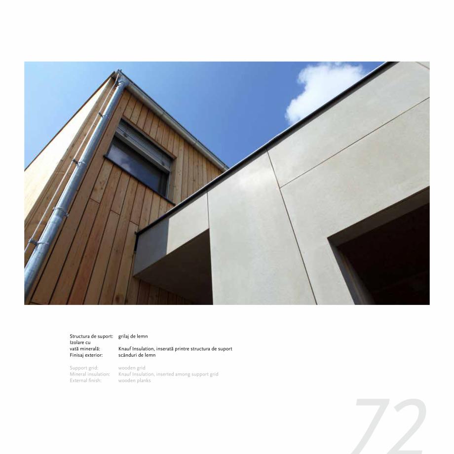 Pagina 69 - Fatade ventilate si pereti cortina KNAUF INSULATION Catalog, brosura Engleza, Romana