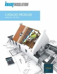 Catalog produse Knauf Insulation - 2021