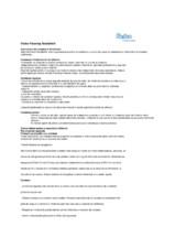 Instructiuni de curatare si intretinere pentru mocheta de interior FORBO