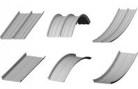 Tabla cutata pentru invelitori din aluminiu, zinc, cupru Tablele profilate ZAMBELLI sunt fabricate din banda de tabla de otel protejata impotriva coroziunii, care se deformeaza la rece in forme de rulare in table profilate.