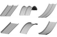 Tabla cutata pentru invelitori din aluminiu, zinc, cupru ZAMBELLI