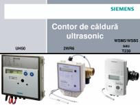 Contor de caldura ultrasonic SIEMENS