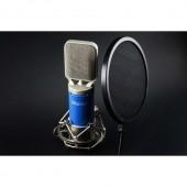 Microfon profesional condenser pentru studio PROEL - Poza 3