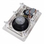 Boxa flush mount EN 54-24 pentru sisteme audio public address si alarmare vocala AIW50T PROEL - Poza 1