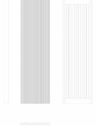 Calorifer decorativ BRYCE PLUS 1600x450 - 2D