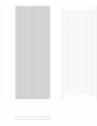 Calorifer decorativ BRYCE PLUS 1600x600 - 2D