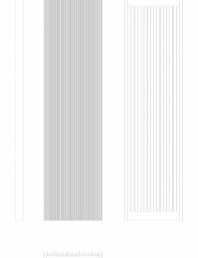 Calorifer decorativ BRYCE PLUS 2000x525 - 2D