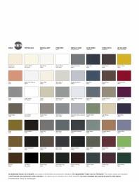 Paleta de culori  2020