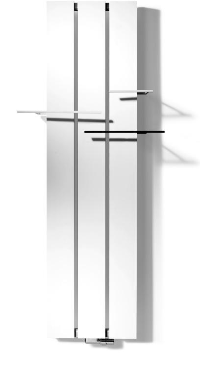 Calorifer decorativ din aluminiu Beams BEAMS Calorifere decorative din aluminiu