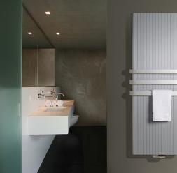 Calorifere decorative din aluminiu, orizontale si verticale VASCO