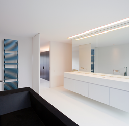Calorifere pentru baie, decorative sau portprosop VASCO