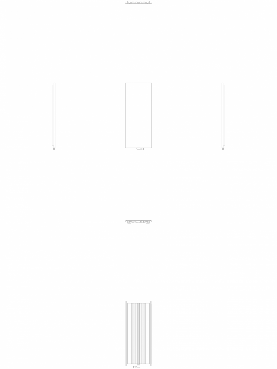 Pagina 1 - CAD-DWG calorifer_decorativ_NIVA_SOFT_NS1L1_1820_740_2d VASCO Detaliu de produs NIVA SOFT...