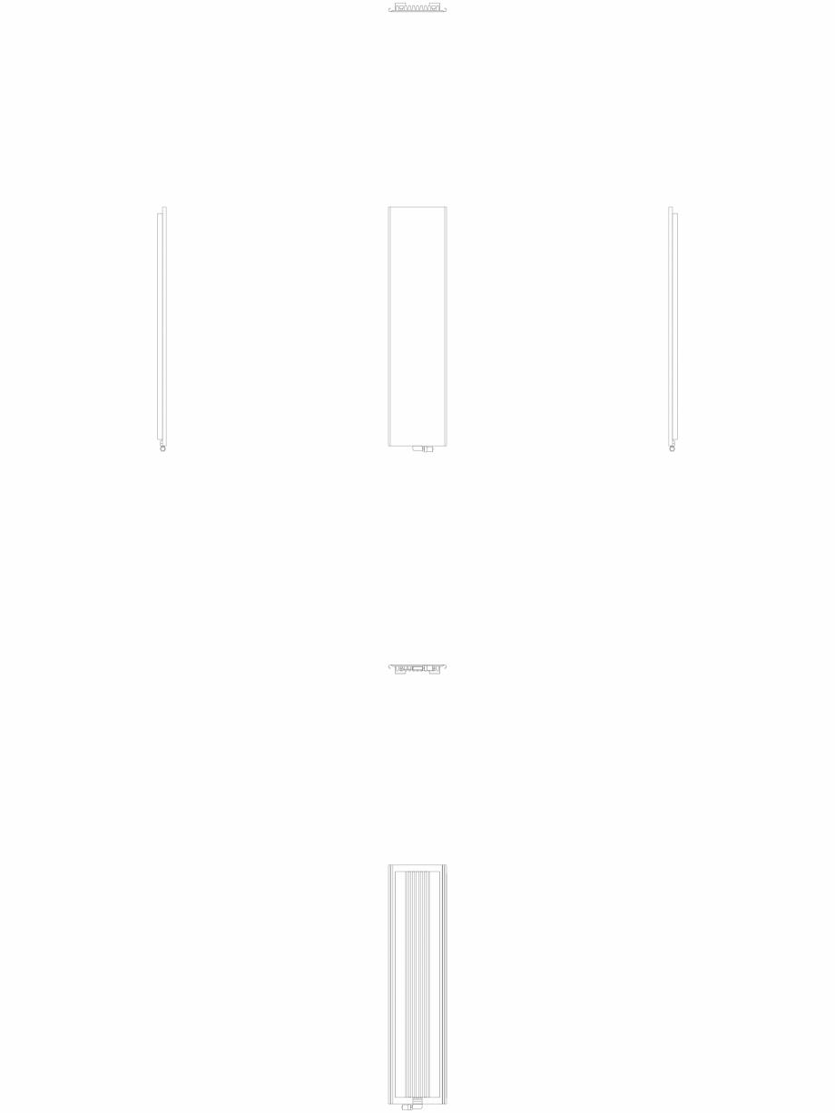 Pagina 1 - CAD-DWG calorifer_decorativ_NIVA_SOFT_NS1L1_2220_540_2d VASCO Detaliu de produs NIVA SOFT...