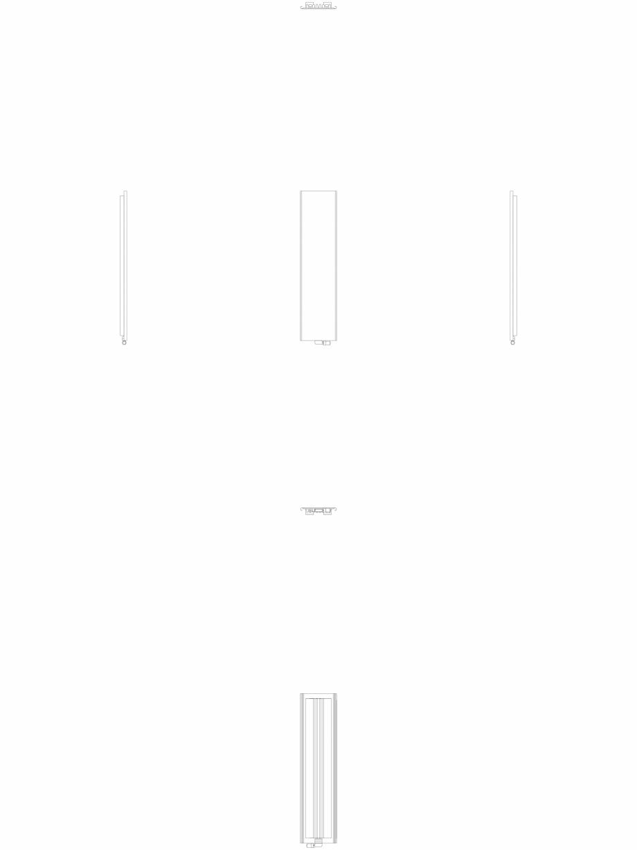 Pagina 1 - CAD-DWG calorifer_decorativ_NIVA_SOFT_NS1L1_2020_440_2d VASCO Detaliu de produs NIVA SOFT...