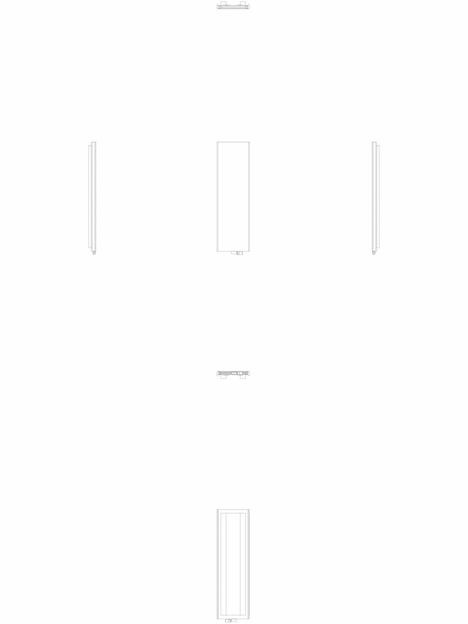 Pagina 1 - CAD-DWG calorifer_decorativ_NIVA_SOFT_NS2L1_1820_540_2d VASCO Detaliu de produs NIVA SOFT...