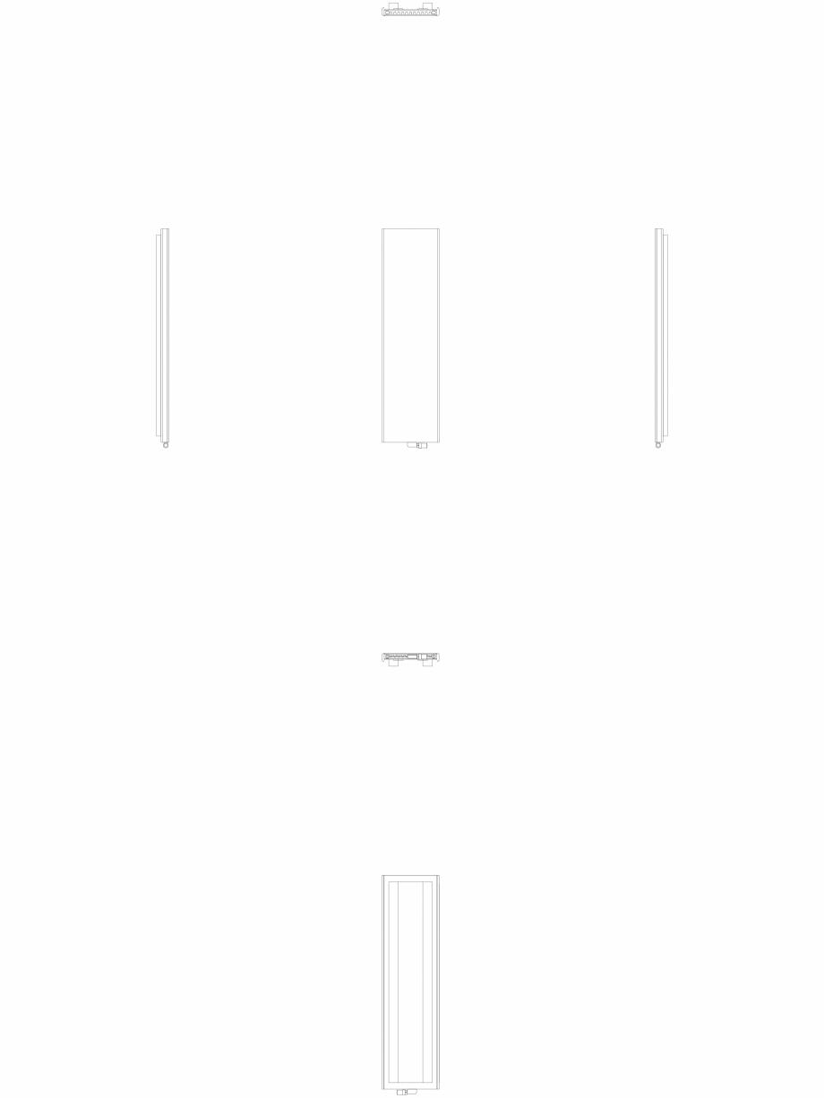 Pagina 1 - CAD-DWG calorifer_decorativ_NIVA_SOFT_NS2L1_2020_540_2d VASCO Detaliu de produs NIVA SOFT...