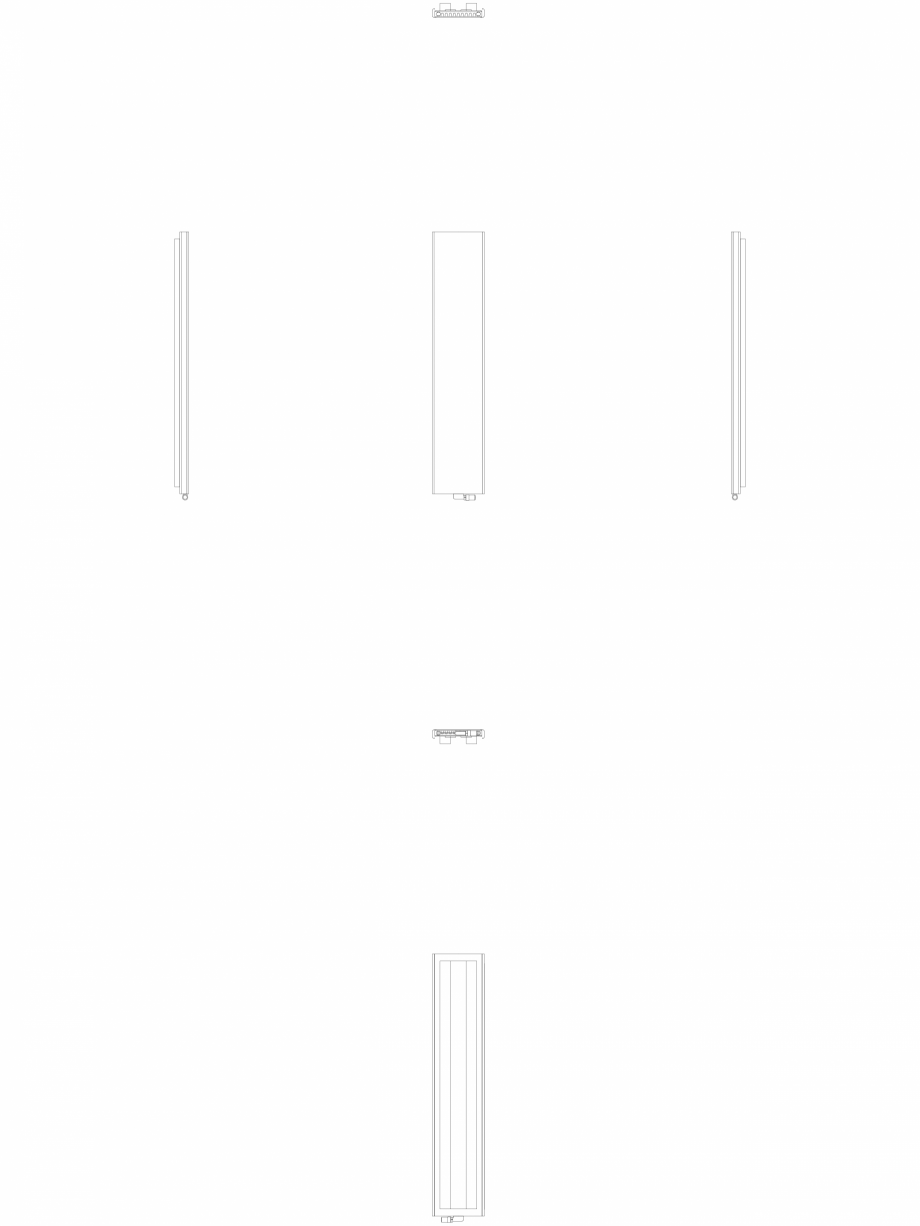 Pagina 1 - CAD-DWG calorifer_decorativ_NIVA_SOFT_NS2L1_2220_440_2d VASCO Detaliu de produs NIVA SOFT...