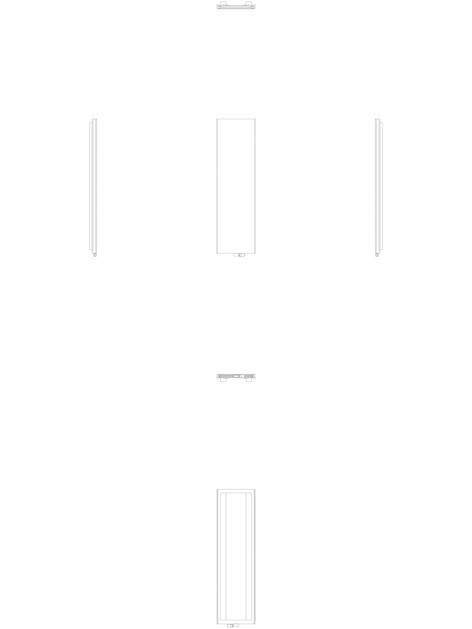 Pagina 1 - CAD-DWG calorifer_decorativ_NIVA_SOFT_NS2L1_2220_640_2d VASCO Detaliu de produs NIVA SOFT...