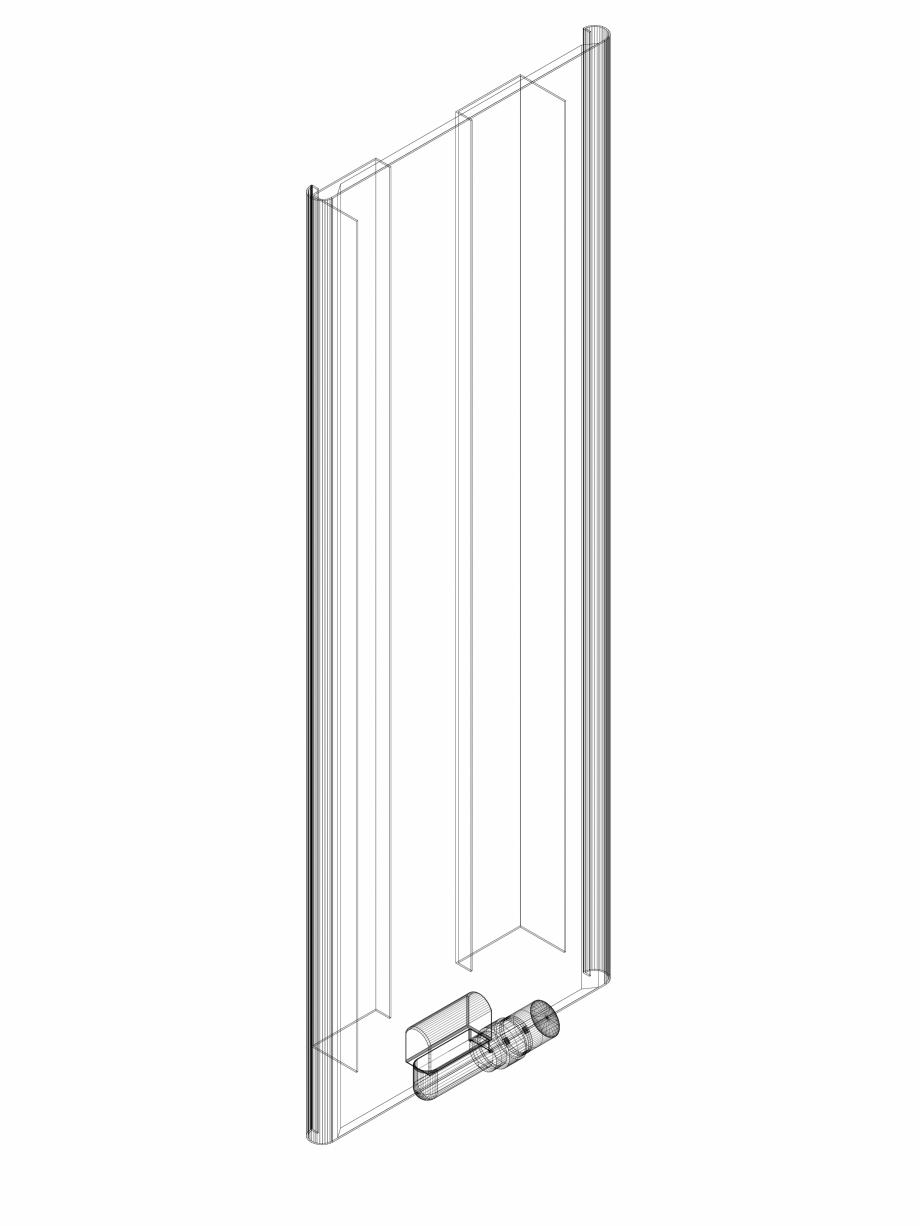 Pagina 1 - CAD-DWG calorifer_decorativ_NIVA SOFT_NS1L1_1220_440_3d VASCO Detaliu de produs