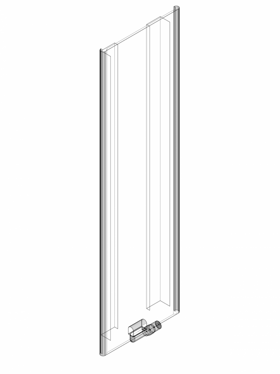 Pagina 1 - CAD-DWG calorifer_decorativ_NIVA SOFT_NS1L1_1820_540_3d VASCO Detaliu de produs