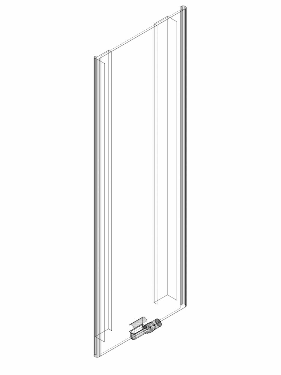 Pagina 1 - CAD-DWG calorifer_decorativ_NIVA SOFT_NS1L1_1820_640_3d VASCO Detaliu de produs