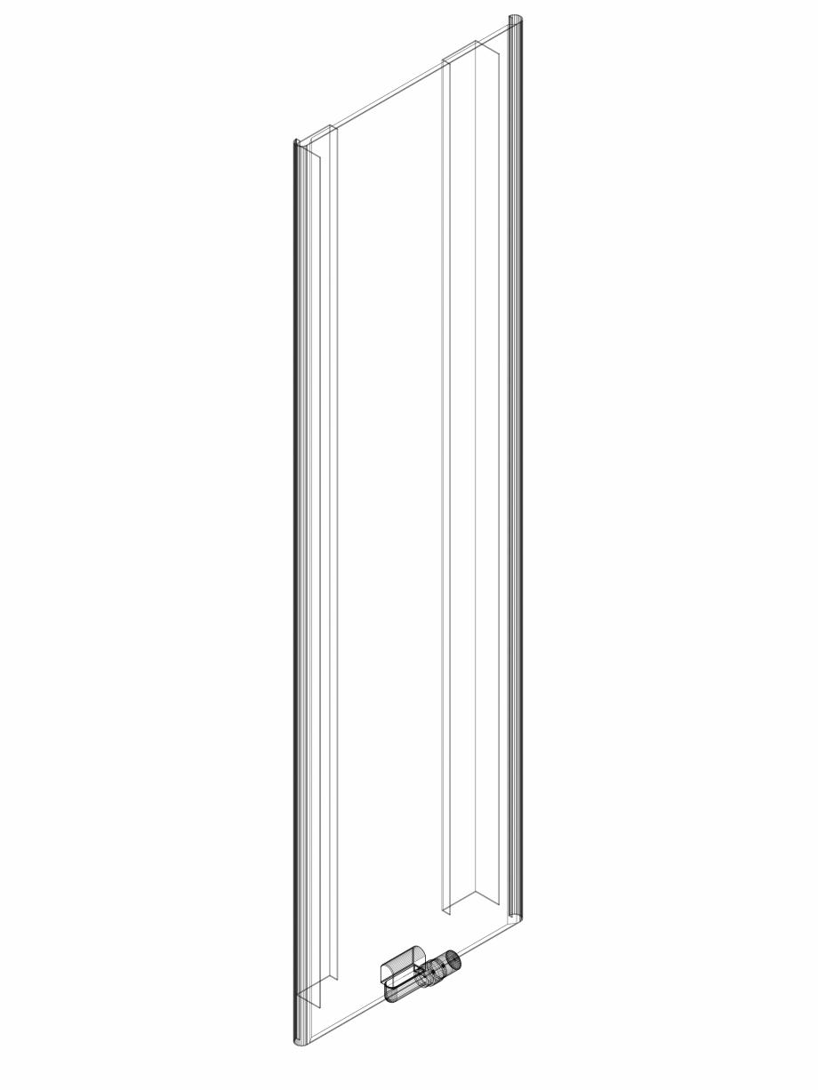 Pagina 1 - CAD-DWG calorifer_decorativ_NIVA SOFT_NS1L1_2220_640_3d VASCO Detaliu de produs