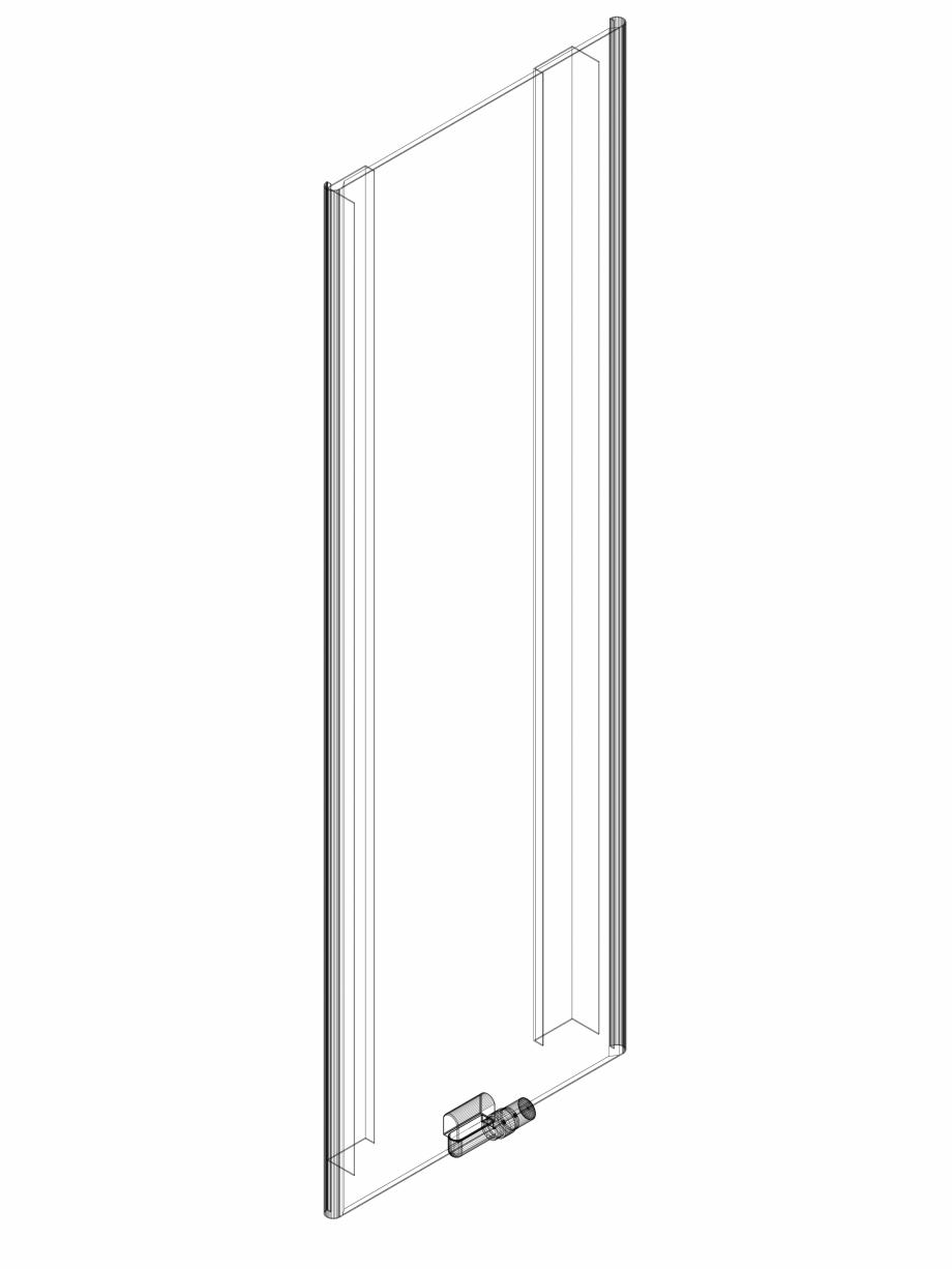 Pagina 1 - CAD-DWG calorifer_decorativ_NIVA SOFT_NS1L1_2220_740_3d VASCO Detaliu de produs