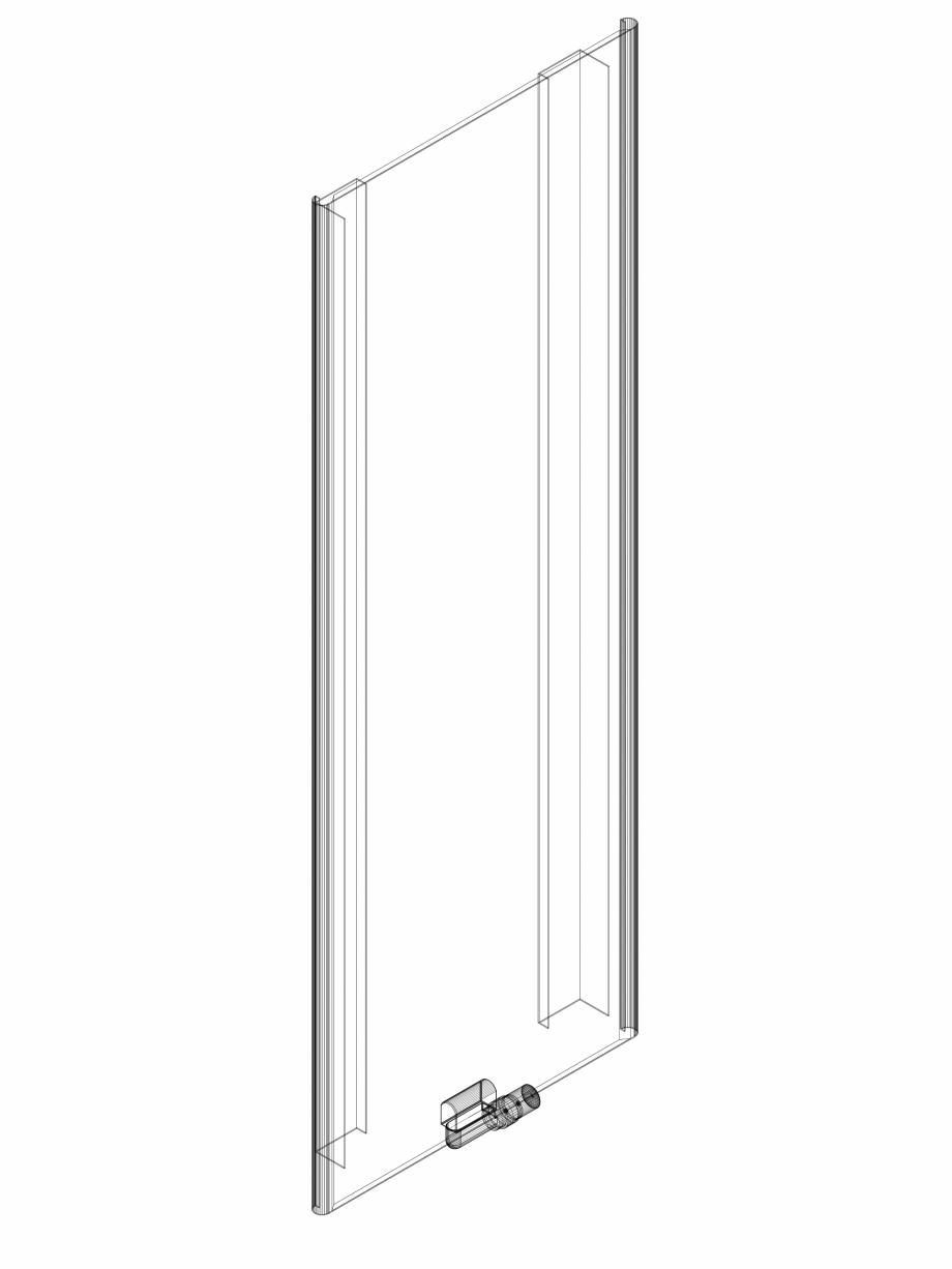 Pagina 1 - CAD-DWG calorifer_decorativ_NIVA SOFT_NS1L1_2020_740_3d VASCO Detaliu de produs