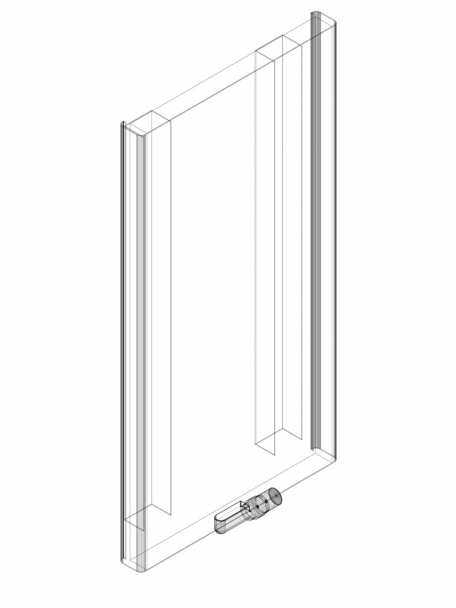 Pagina 1 - CAD-DWG calorifer_decorativ_NIVA SOFT_NS2L1_1220_540_3d VASCO Detaliu de produs