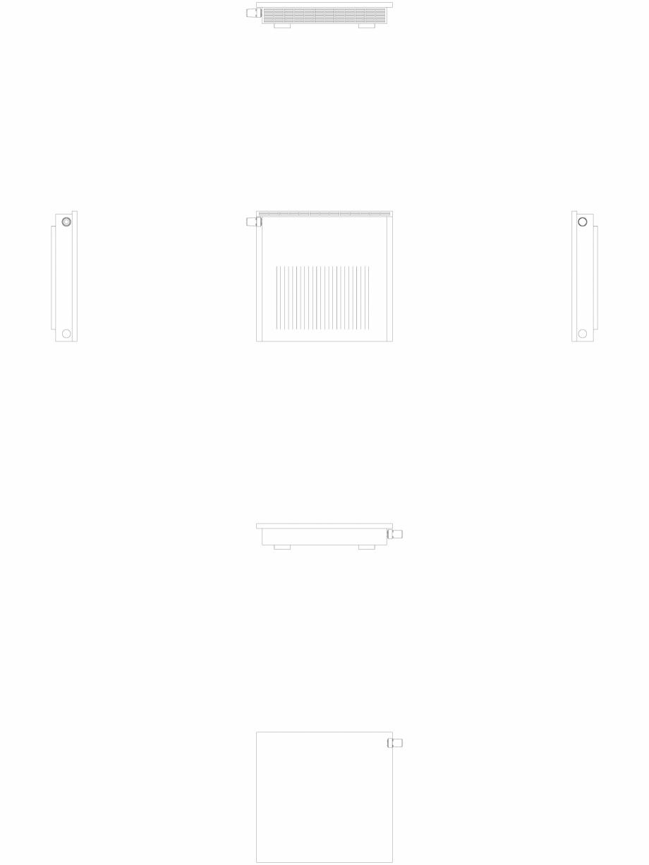 Pagina 1 - CAD-DWG calorifer_decorativ_NIVA-NH2L2_650-678_2D VASCO Detaliu de produs NIVA ORIZONTAL