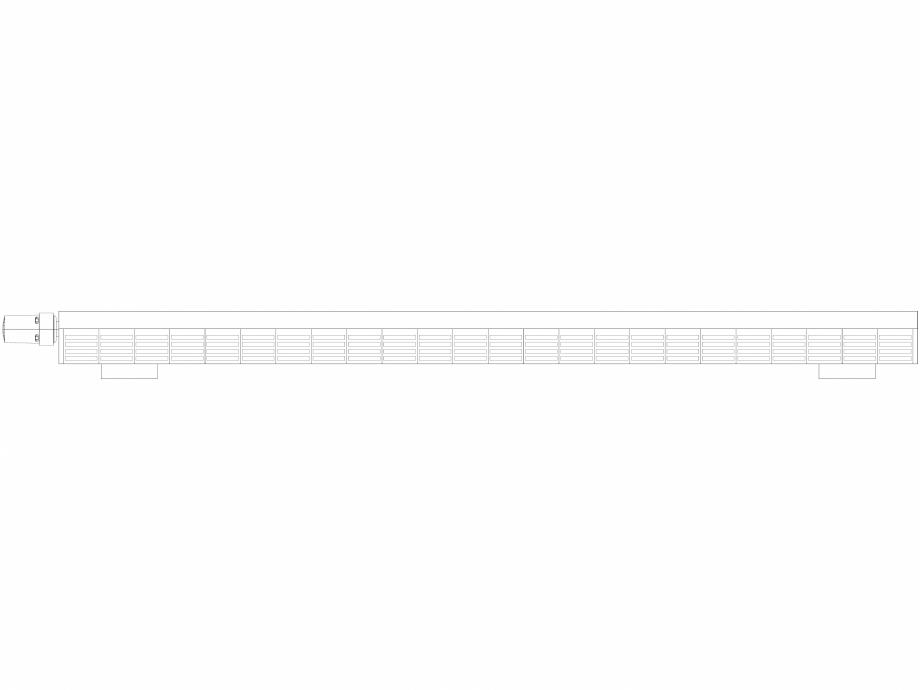 Pagina 1 - CAD-DWG calorifer_decorativ_NIVA-NH1L1_650-1220_3D VASCO Detaliu de produs NIVA ORIZONTAL...