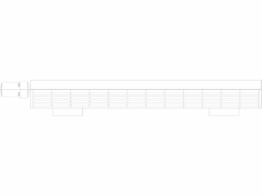 Pagina 1 - CAD-DWG calorifer_decorativ_NIVA-NH1L1_650-620_3D VASCO Detaliu de produs NIVA ORIZONTAL