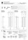 Calorifer vertical cu elementi de otel JAGA - DECO Space Vertical
