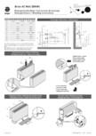 Ventiloconvector de perete - BRIW JAGA - BRISE