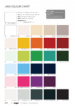 Paletar culori JAGA JAGA