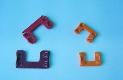 Componente stor venetian  / Clips prima lamela 16 si 25mm
