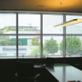 Jaluzele orizontale din aluminiu - birou