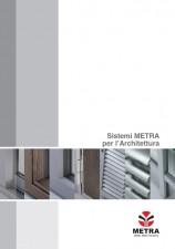 Sisteme pentru arhitectura LEYKOM METRA
