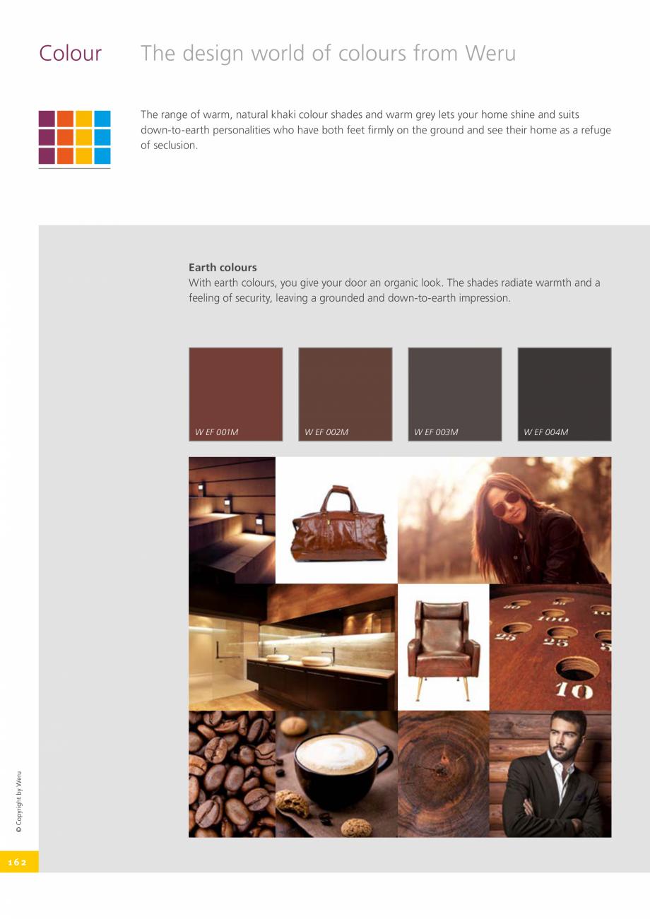 Pagina 162 - Catalog general - Usi de exterior din aluminiu WERU Catalog, brosura Engleza