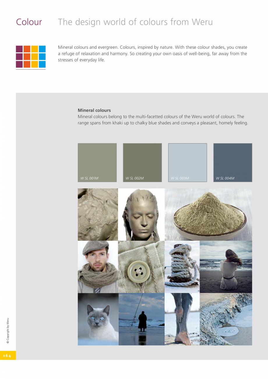 Pagina 164 - Catalog general - Usi de exterior din aluminiu WERU Catalog, brosura Engleza